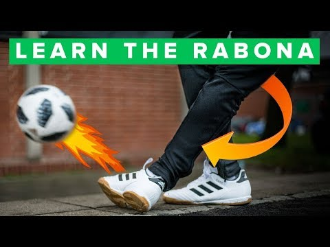 ★RABONA FAKE Tutorial LIKE RONALDO NEYMAR
