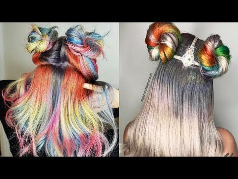 😚 NEW Amazing HAIRSTYLES TUTORIAL COMPILATION 2018 👄Cute Hairstyles For Teen Girls