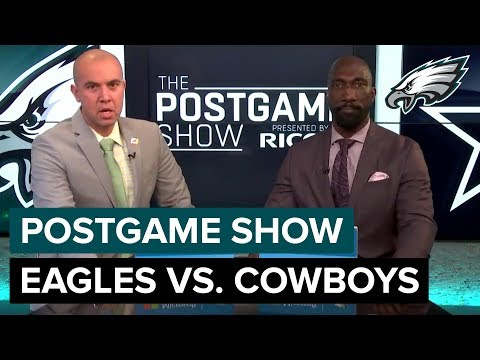 Philadelphia Eagles vs. Dallas Cowboys Postgame Show | 2018 Week 14
