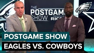 Philadelphia Eagles vs. Dallas Cowboys Postgame Show | 2018 Week 14