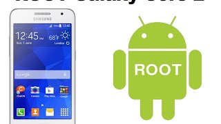 Samsung Galaxy Core 2 Unboxing First Boot Hands on Overview