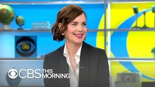 Elizabeth McGovern on why fans are nostalgic for the world of \