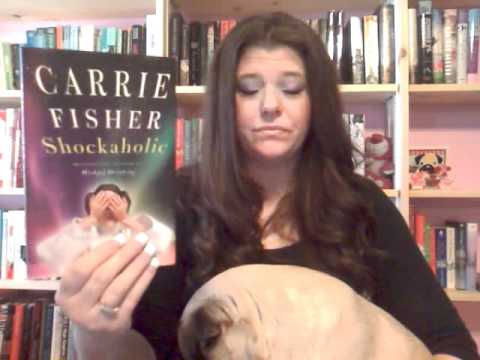 Book Review : Shockaholic- Carrie Fisher