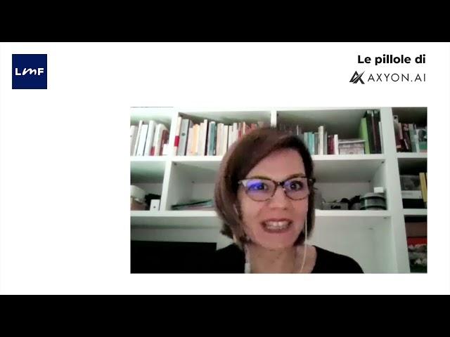 le pillole di Axyon - 02 - I big data - Francesca Campanelli