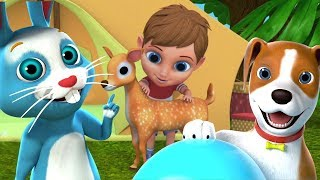 हिंदी Songs For Kids | Cartoon Videos For Babies | Bacho Ke Liye  गीत