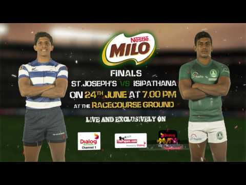 MILO President's Trophy knock outs Finals