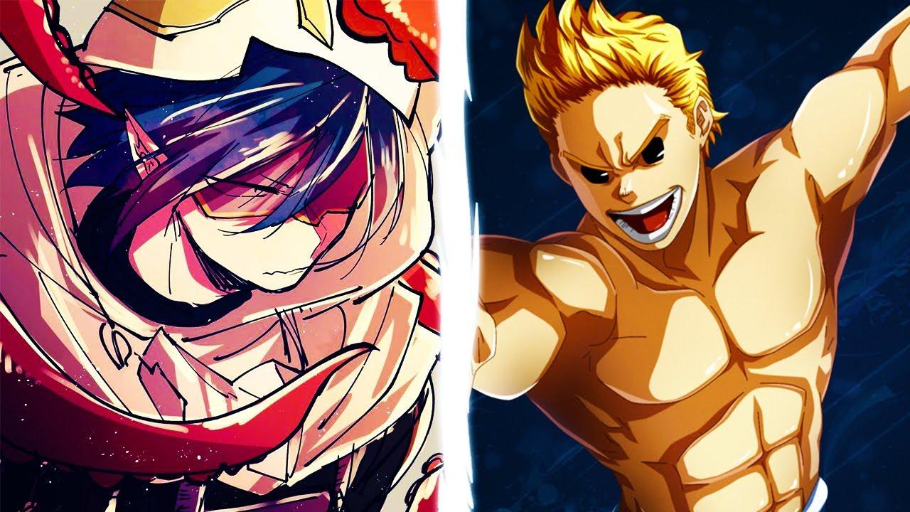 My Hero Academia | Is Tamaki Stronger than Togata?