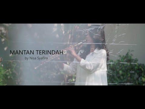 MANTAN TERINDAH (Kahitna) - Soprano Saxophone Cover | Nisa Syafira