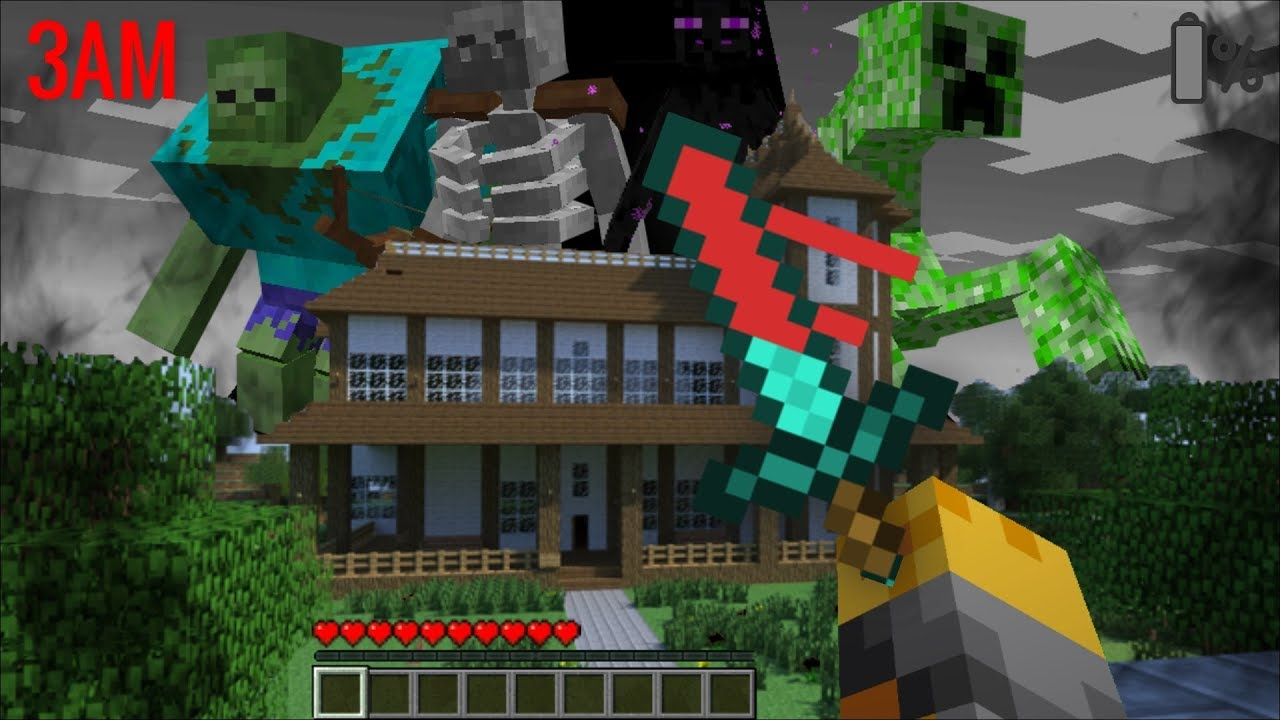 creatures you can make in minecraft