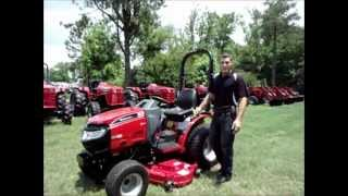 Mahindra Max Mowing Deck Removal and Assembly(, 2012-05-23T21:09:38.000Z)