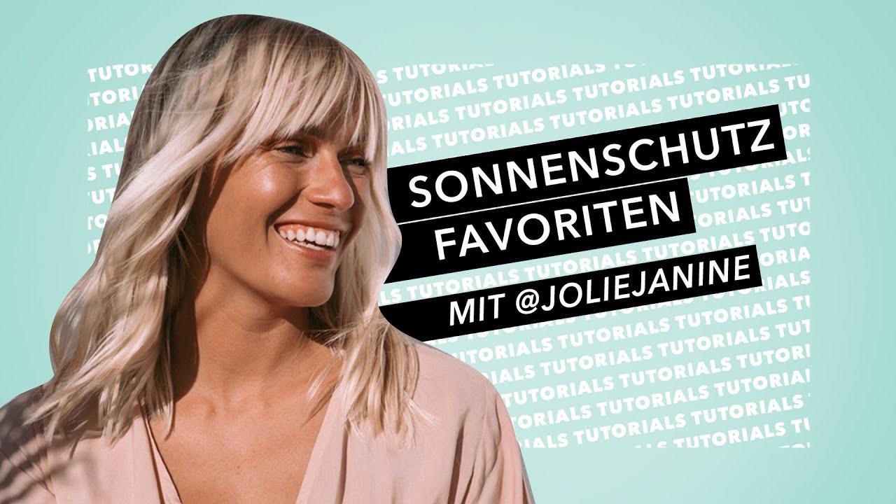 Der PERFEKTE SONNENSCHUTZ für den SOMMER mit @Joliejanine I Douglas Cosmetics