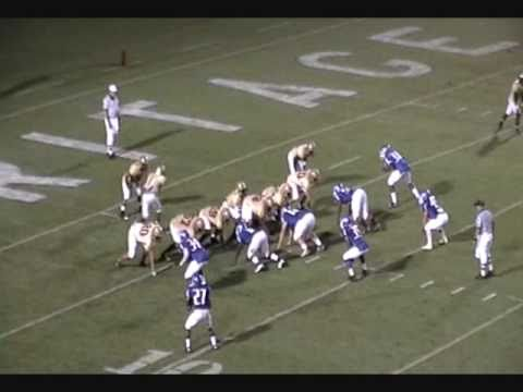 Jamal Legree #22 Football Recruitment Video 2010 Salem High School, Conyers, GA