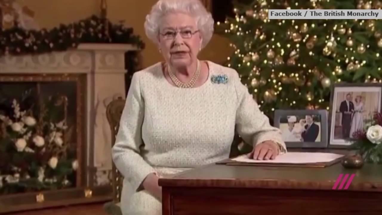 Королева елизавета 2 рождественское поздравление фото 113