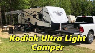 New Kodiak Camper Overview