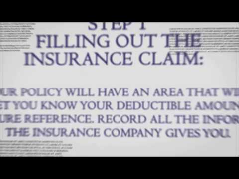 Indianapolis Roofing Contractors How to File Roof Damage Insurance Claim Storm Wind Hail Rain Snow
