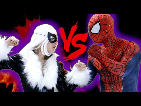 SPIDER-MAN vs BLACK CAT