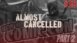 Almost Cancelled TV News Part 2: The Mandalorian, Black Mirror Season 5, Chronicles of Narnia & More