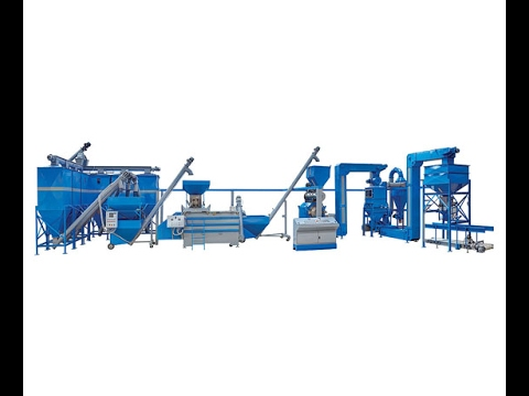 Pellet Feed Plant - www.selectionmachines.com