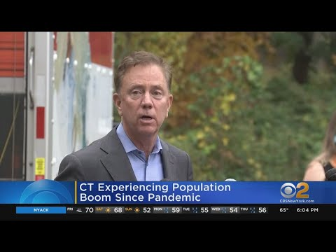 Pandemic Population Boom In Connecticut