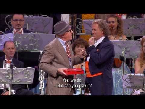 André Rieu - The Beautiful Blue Danube feat. André van Duin as