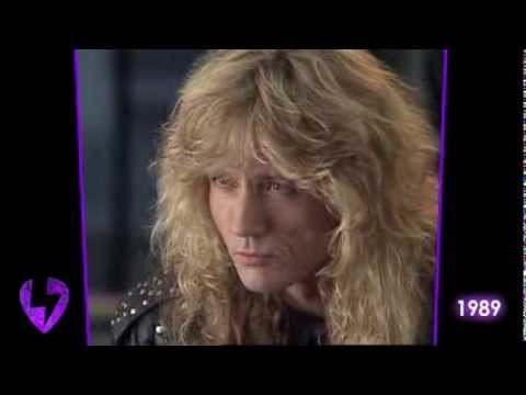 Whitesnake: The Raw & Uncut Interview - 1989