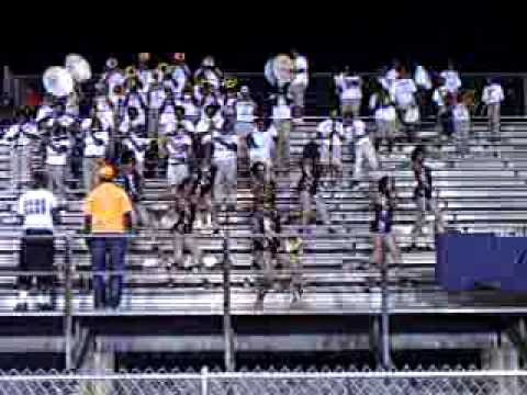 Jeanerette Senior High School Band fall08 pt1 024.ASF