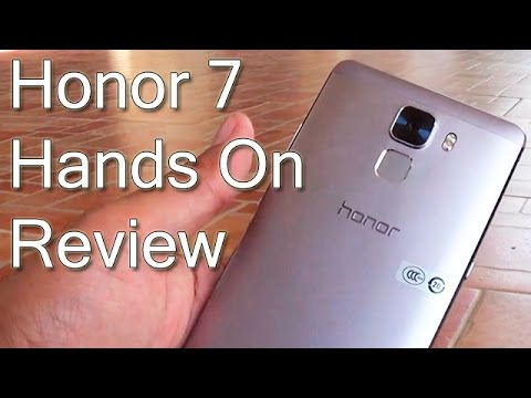 Huawei Honor 7 Review Videos