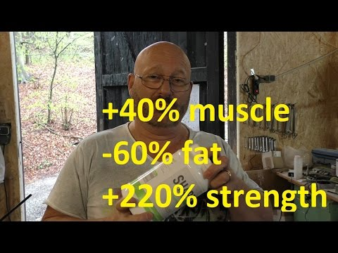 Weaponize Yourself (Secret Muscle Powder From Germany)