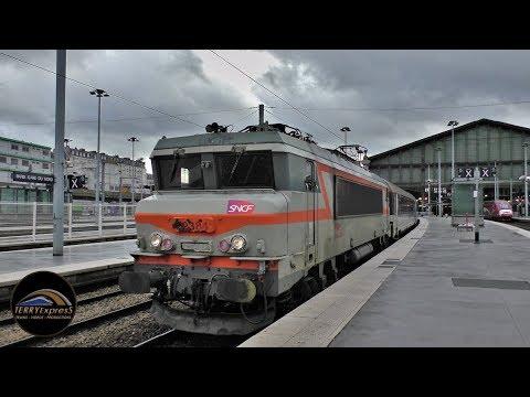 TGV, Eurostar, Thalys et autres trains grandes lignes de Paris-Gare du Nord