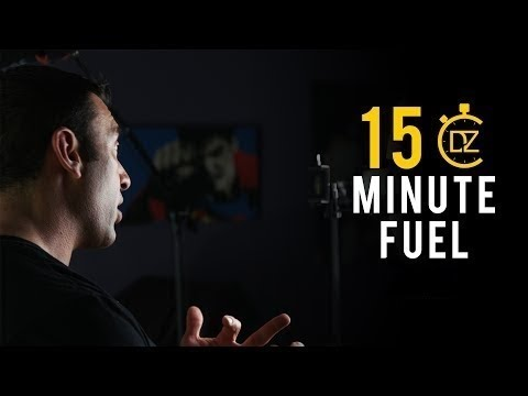 Imagine // 15 minute fuel 153