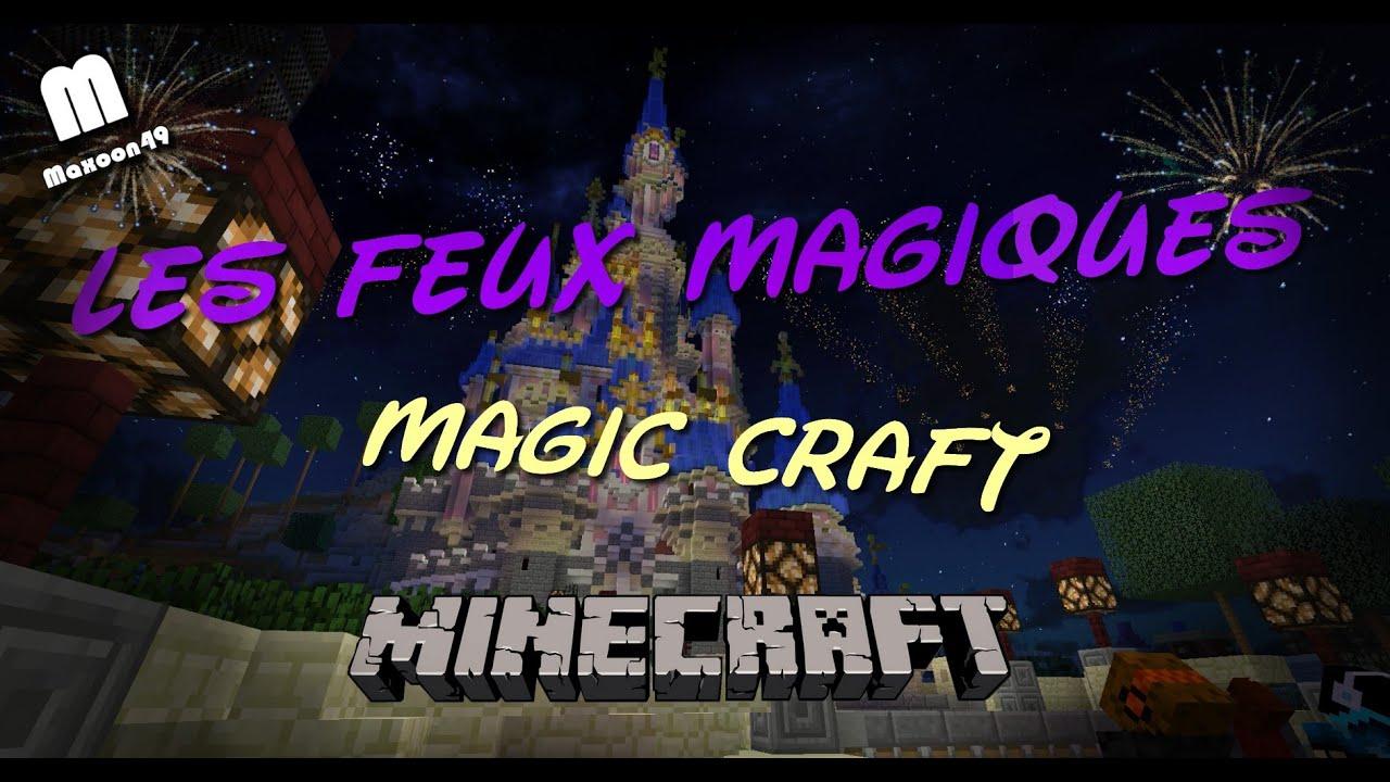Minecraft les feux magiques magiccraft spectacle hd youtube - Gaziniere bompani 5 feux ...