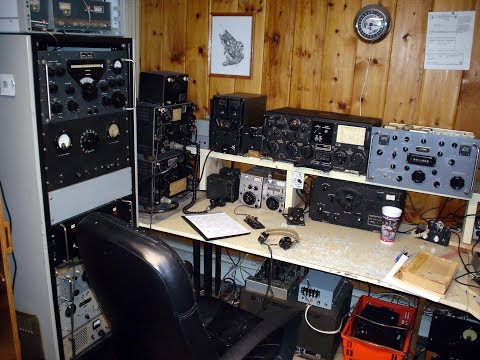 War Surplus Ham Radio
