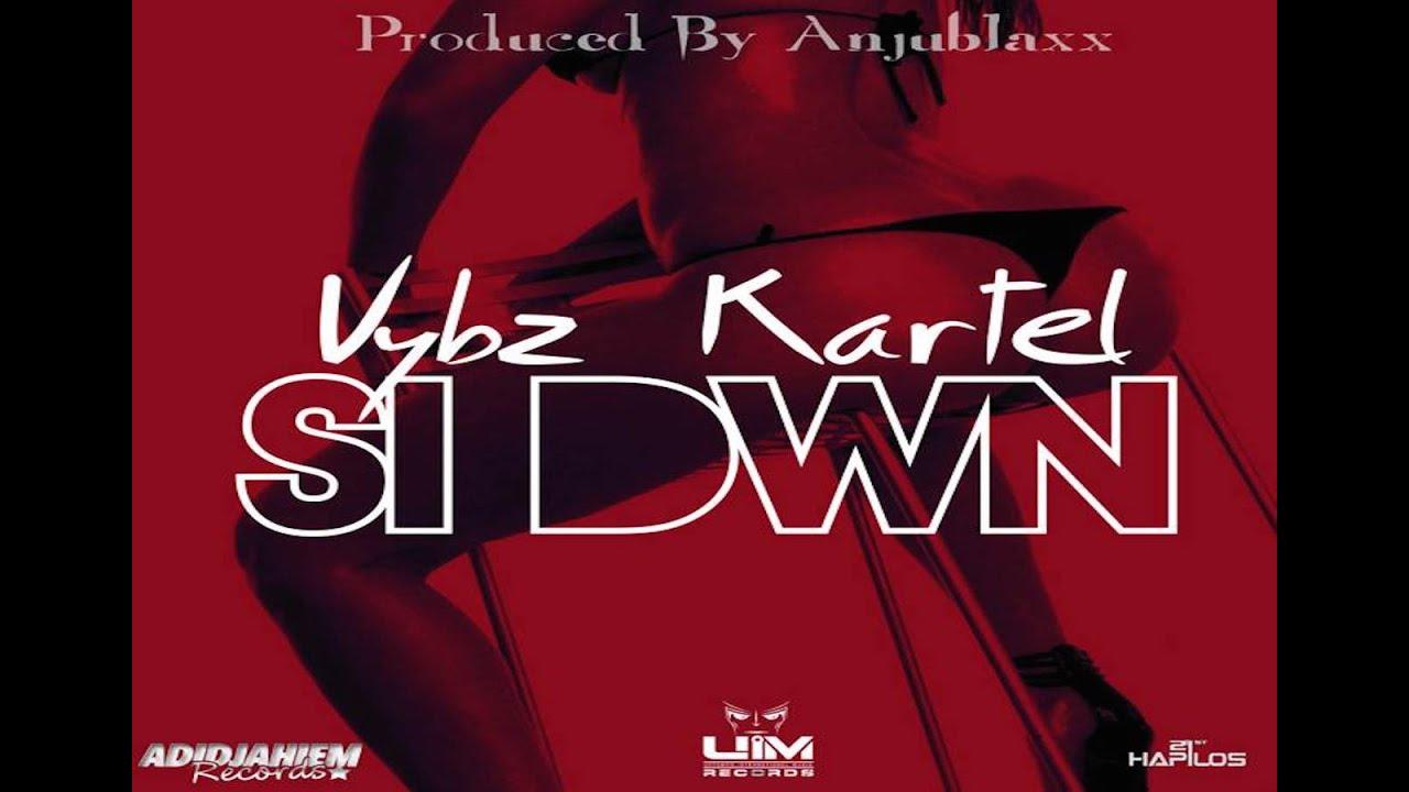 Download Vybz Kartel - Si Down - October 2015