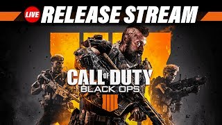 CALL OF DUTY Black Ops 4 Release Livestream #1 Deutsch | BO4 Gameplay German