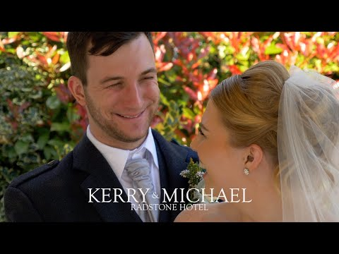 Kerry & Michael - The Radstone Hotel, Lanarkshire / Wedding Highlights