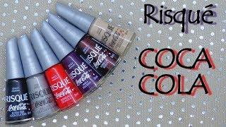 COCA-COLA - Risqué |SWATCHES|