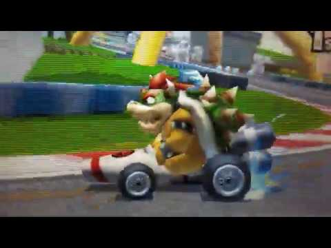 The Fastest Mario Kart 7 Kart Combo No Gold Parts Youtube