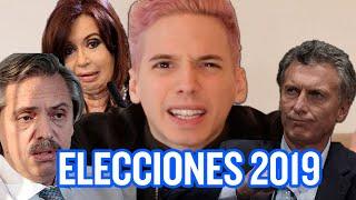 SPOTS PRESIDENCIALES #ELECCIONES2019 - Pablo Agustin