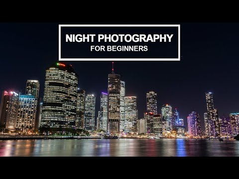 NIGHT PHOTOGRAPHY for beginners – Tips and camera settings explained
