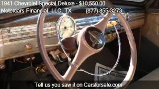 1941 Chevrolet Special Deluxe For Sale Coupe for sale in Hea