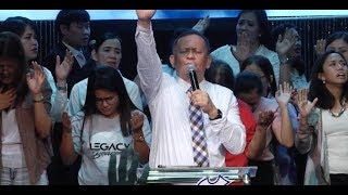 Fill My Cup Lord | Ptr. Joey Crisostomo