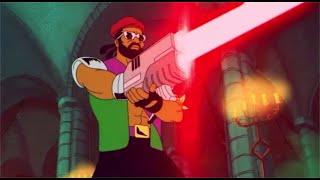Major Lazer - POWERFUL (Vampire Weekend full video remixed)