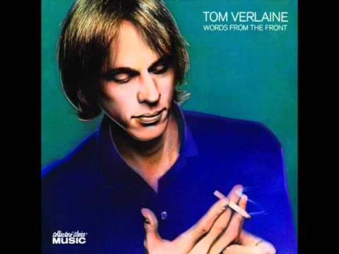 Tom Verliane - Words from the front