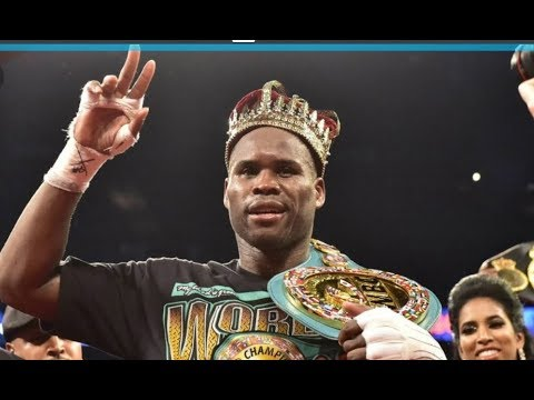 (BREAKING!) ADONIS STEVENSON AWAKES FROM COMA!