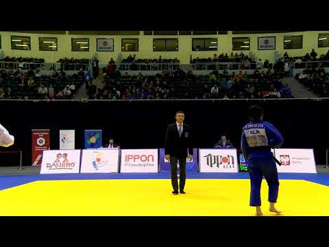 Warsaw European Open 2020 / Final -57 kg