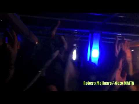 MOLINARO LIVE @GOZO MALTA 28 09 2012