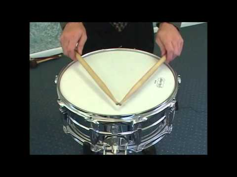 DPM - 1 - Beginning Snare Drum: Lessons (Grip and Basic Strokes)