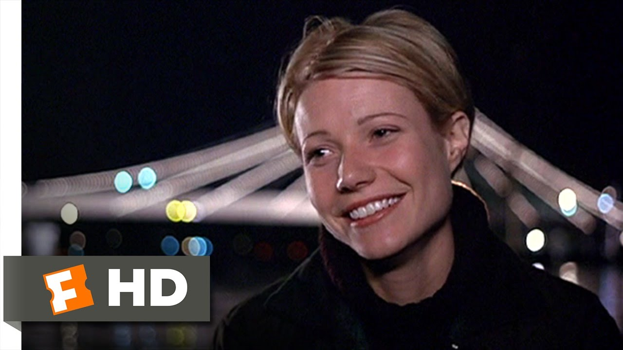Sliding Doors 512 Movie Clip An Ideal Kissing Moment 1998 Hd
