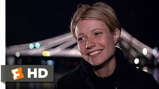 Sliding Doors (5/12) Movie CLIP - An Ideal Kissing Moment (1998) HD