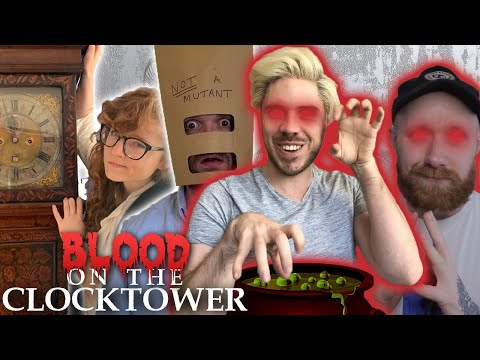 You've Been Hagged!   NRB Play Blood On The Clocktower